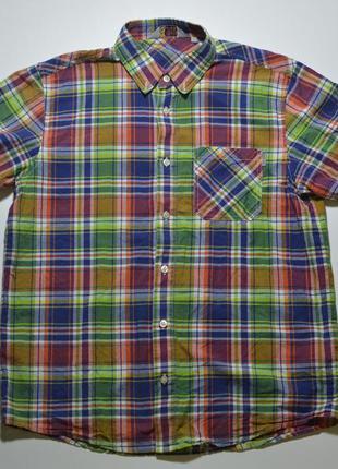 Рубашка carhartt ss tapper shirt casual