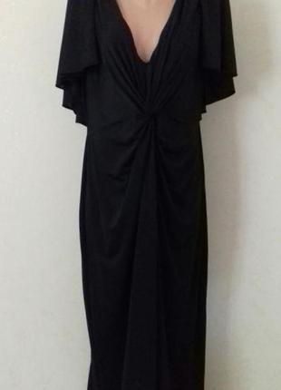 Новое длинное шикарное платье большого размера debenhams