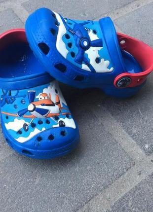 Кроксы crocs оригинал с6-7