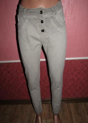 Летние брюки р-р 36\38 бренд fame