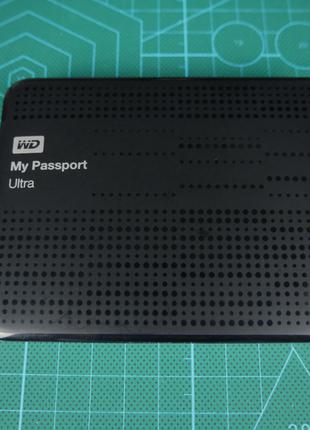 "Внешний диск WD My Passport Ultra 1TB 2.5"" USB 3.0"