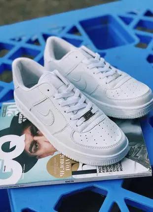 Хит! Прошиты! Кроссовки Nike Air Force ! Найк Аир Форс Топ Качест