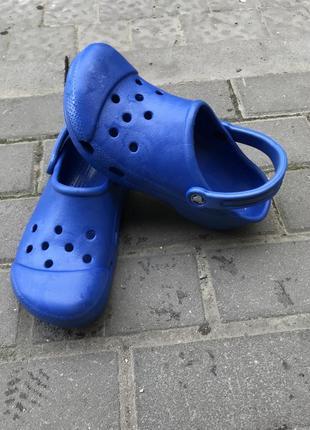 Кроксы crocs оригинал m4-5/w6-7