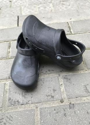 Кроксы crocs оригинал m4-w6