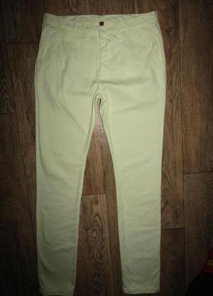 Мужские летние брюки джинсы р-р м-w 32 l 34 бренд denim co