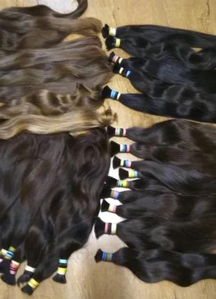 Славянские волосы для наращивания и изготовления париков