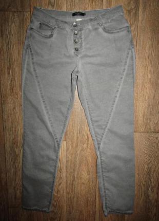 Летние брюки джинсы р-р л-14 бренд enjoy