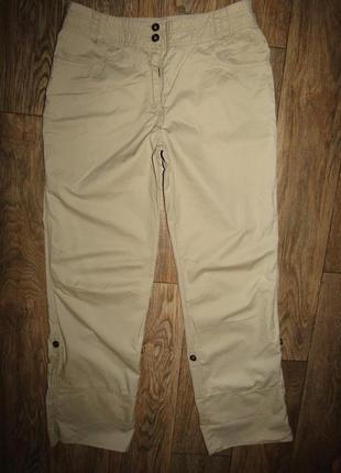 Летние натуральные брюки р-р 12-л бренд brandtex