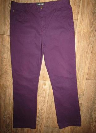 Мужские брюки джинсы р-р хл 38 высокий рост бренд biaggini