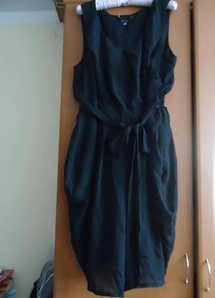Стильное воздушное платье