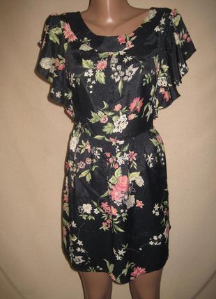 Вискозное платье therapy р-р12