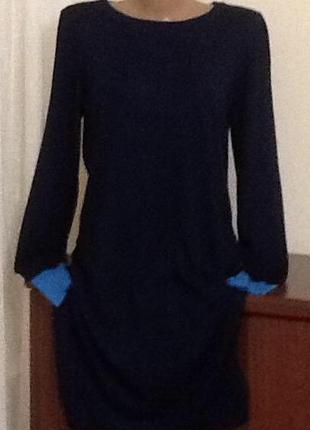 Платье вискозное от marks & spencer