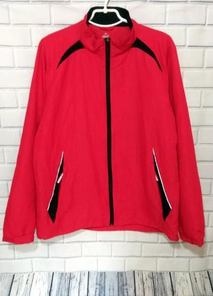 Спортивная куртка, ветровка , батал crane /арт.01