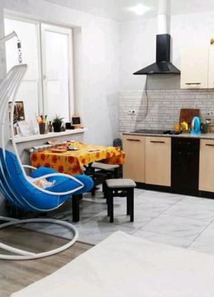 Сдам СВОЮ стильную однокомнатную квартиру-студию