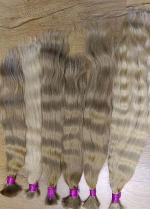 Vip славянка, блонд под наращивание