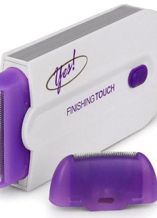 Беспроводной женский эпилятор Finishing Touch бритва с датчико...