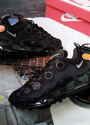 Nike air max 720 black, кроссовки мужские найк