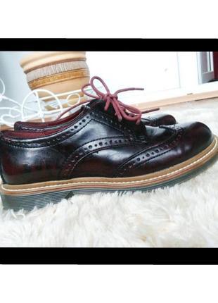 Туфли брогги graceland 36 размер