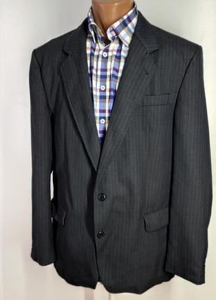 Мужской костюм тройка размер 50