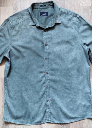 Продается мужская рубашка  Mavi, размер XXL