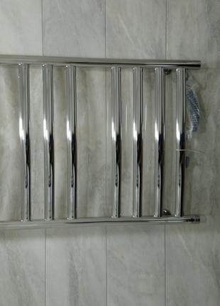 Установка електрического полотенцесушителя