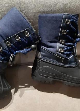 Rima hanki детские сапожки зимние ботинки
