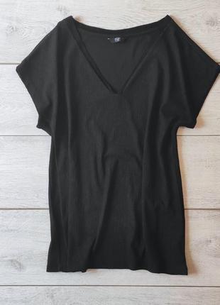 Футболка блуза из жатой ткани от f&f