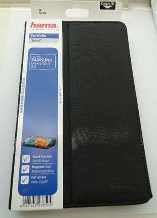 Чехол для планшета Samsung Galaxy Tab 4 8 дюймов. HAMA