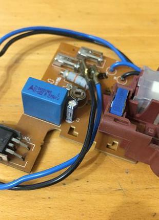Модуль (плата) управления мотором пылесоса Bosch и Siemens (00...