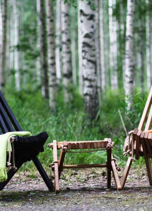 Розкладні садові меблі, крісло кентукі розкладне, шезлонг, лавка