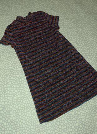 Очень красивое платье 6-7 лет