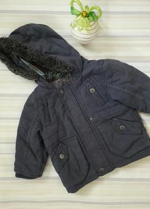 Демисезонная  куртка, курточка , парка