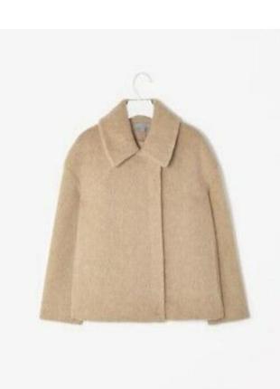 Пальто куртка  шерсть мохер cos