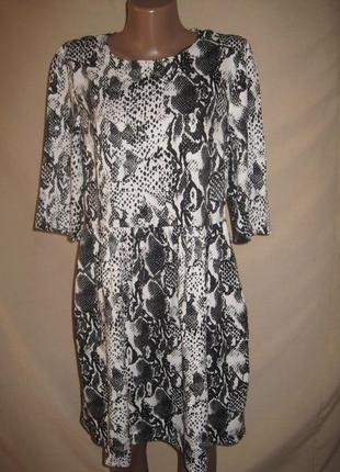 Вискозное платье tu р-р14