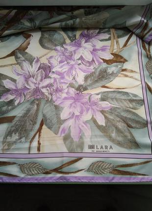 Дизайнерский платок от manlio bonetti, италия