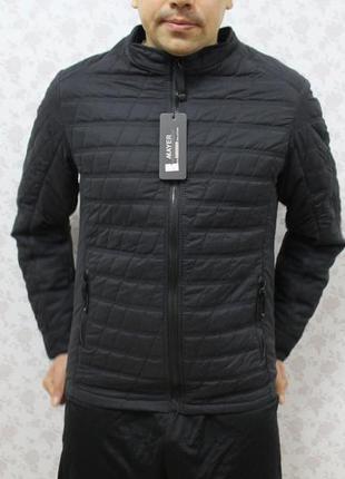 Куртка ветровка бомбер мужской весенний последний размер м