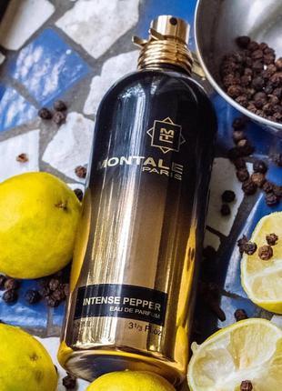 Montale  Intense Pepper_Оригинал Eau de Parfum  10 мл