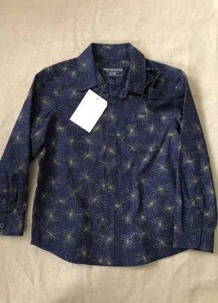 рубашка на мальчика TM C&A (104 см.)