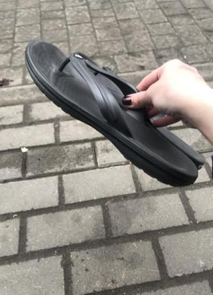 Вьетнамки crocs m7-w9
