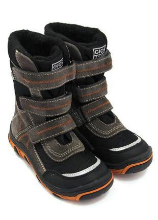 Ботинки для мальчиков gioseppo 8760 / размер: 29
