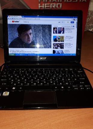 Ноутбук Acer Aspire One D257