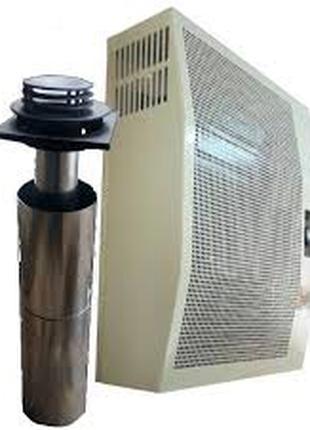 Конвектор газовий АКОГ-100-СП, SIT (Італія)| Газовый конвектор