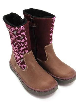 Сапоги для девочек gioseppo 8784 / размер: 29