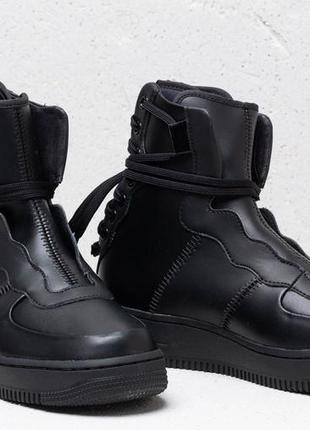 Новые кроссовки nike rebel оригинал us9 кожа ботинки сапоги