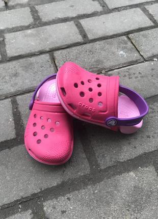 Кроксы crocs оригинал с8