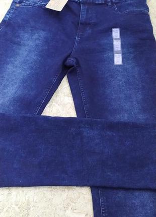 Суперские скинни джинсы Marks & Spencer стрейч