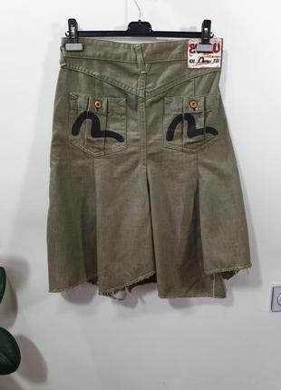 Итальянская юбка evisu