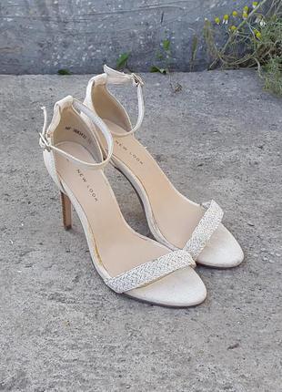Босоножки сандалии туфли new look 36 р.