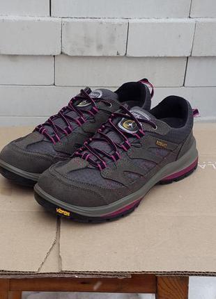 Кожаные ботинки кроссовки grisport 38 р. оригинал италия