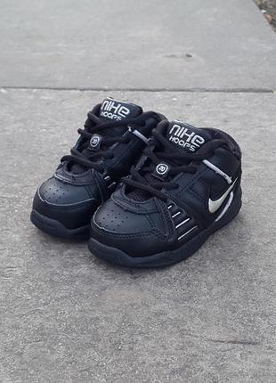 Кроссовки ботинки nike 21 р. оригинал